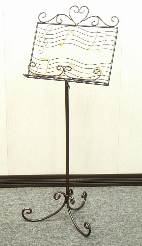 画像1: アイアン譜面台
