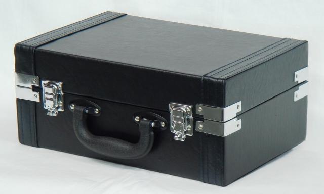 画像1: 信号ラッパ用ハードケース(黒)